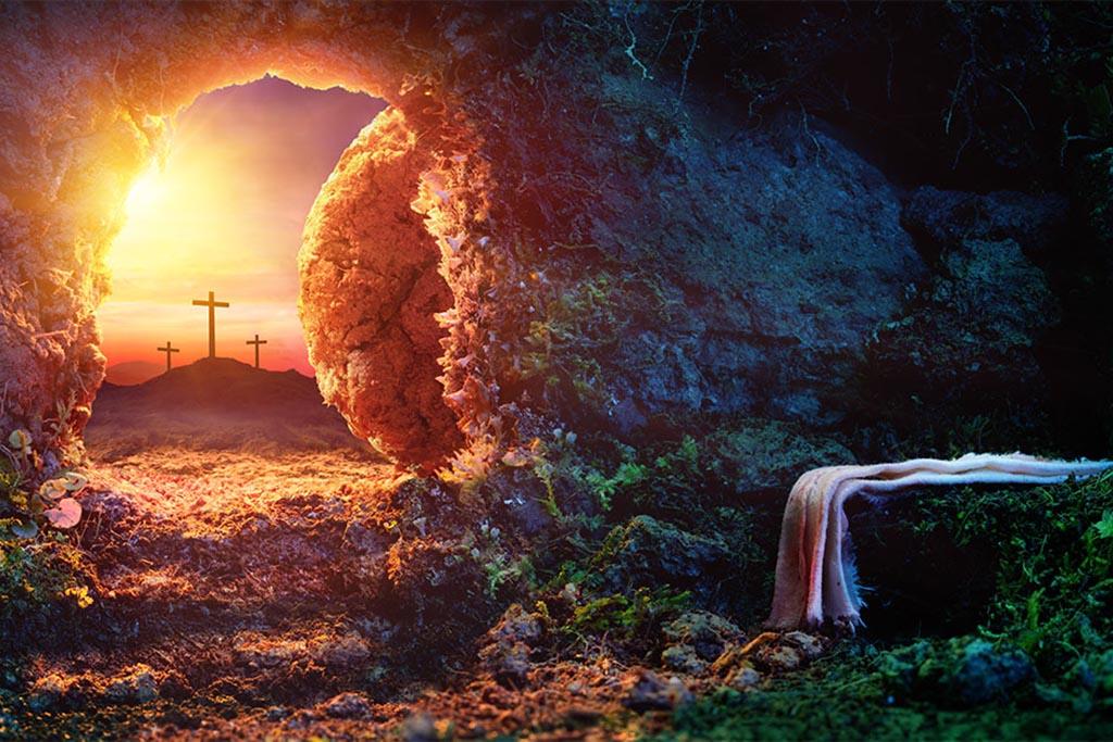 Что произошло на третий день после погребения Иисуса Христа