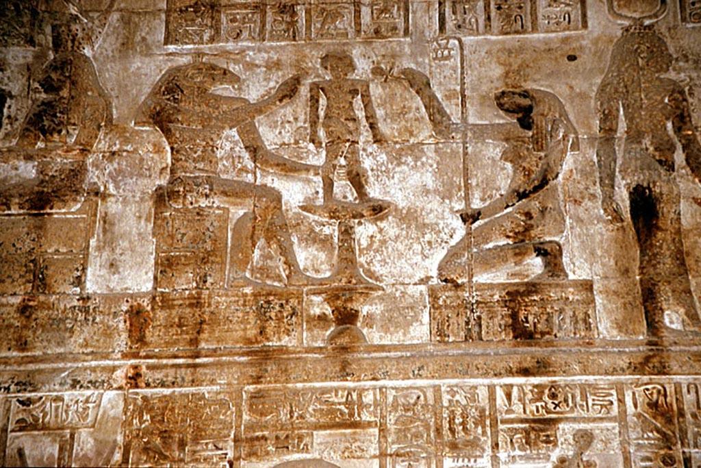 Древнейшие предания человечества о создании человека из глины