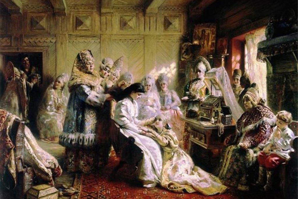 История традиции в России