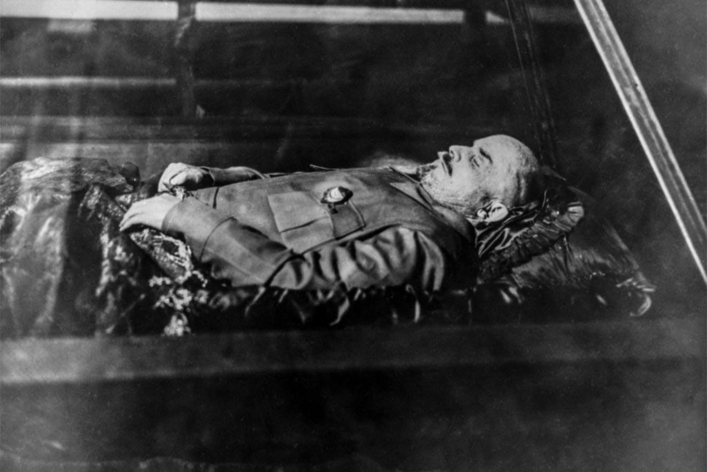 К чему снится Ленин в гробу закрытом
