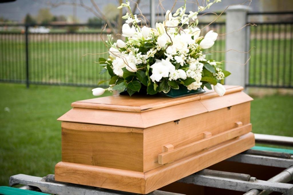 Какой нужно заказать гроб