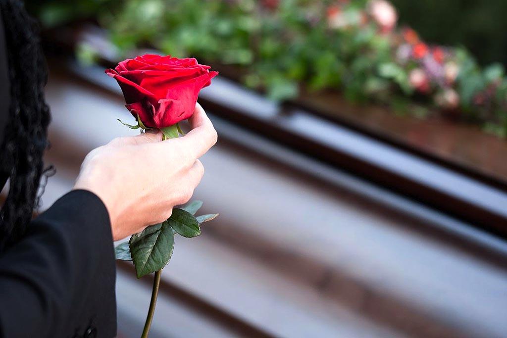 Мнение церкви о похоронных приметах