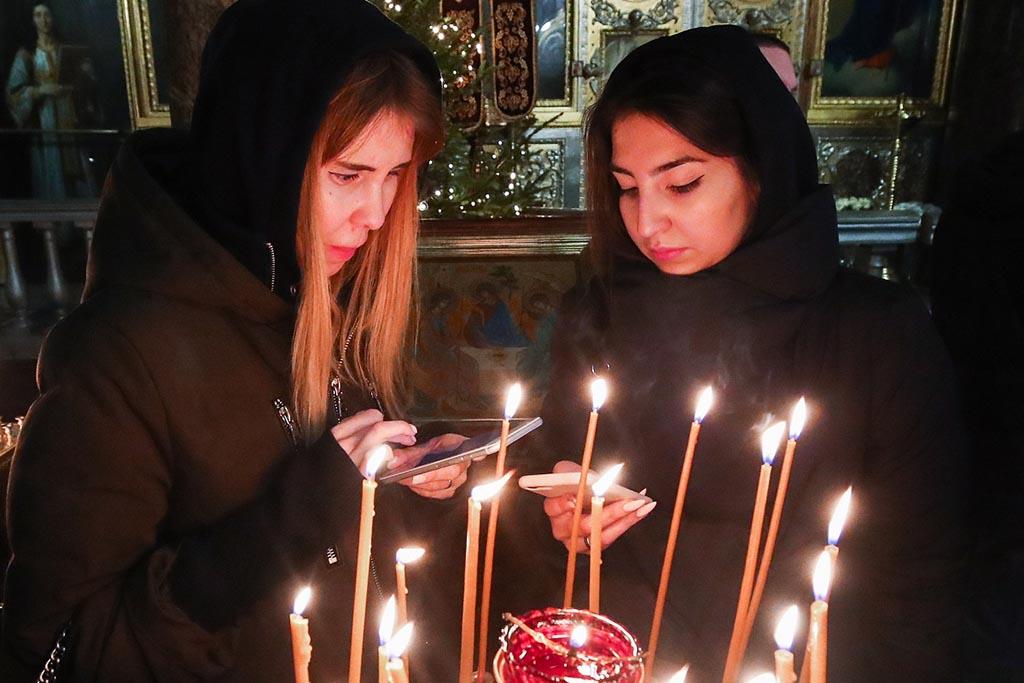 Непрестанно молиться о душе умершего