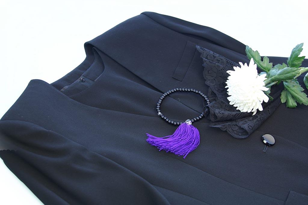 Одежда по завещанию покойницы/покойного или воле родственников