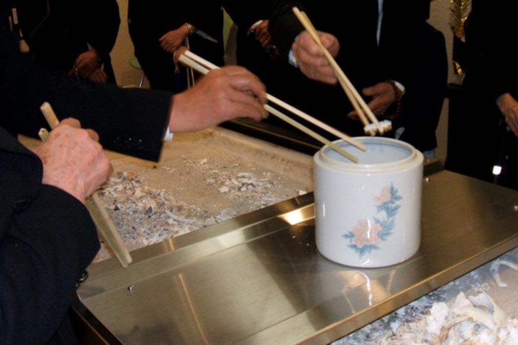 Особенности кремации в Японии и категория японцев, не подвергающихся кремации