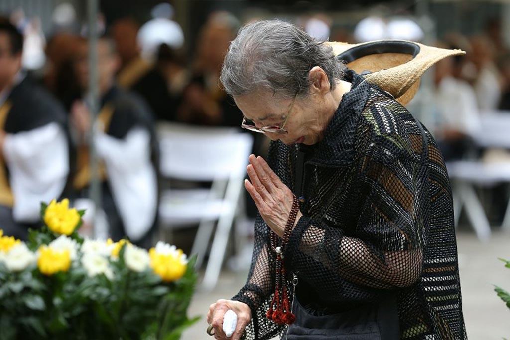 Почитание умерших предков в Японии