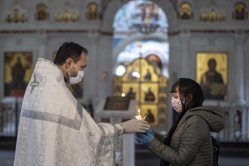 Похороны крещеных детей по всем церковным канонам