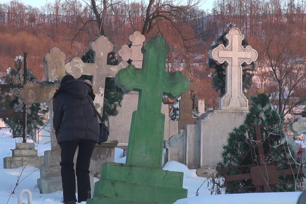 Поведение и молитвы на кладбище