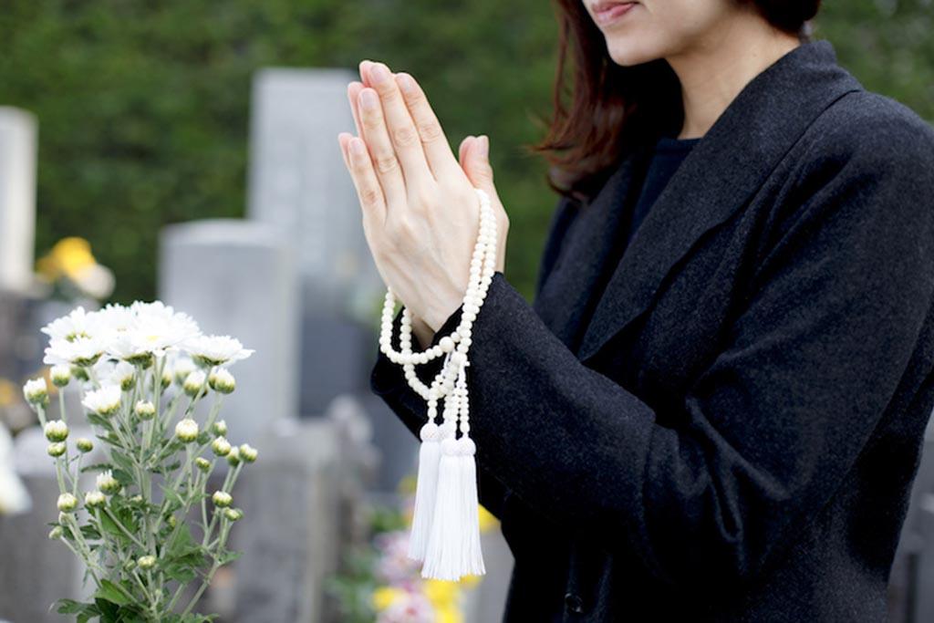Поведение после похорон