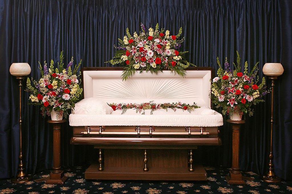 Приметы прощания с умершим