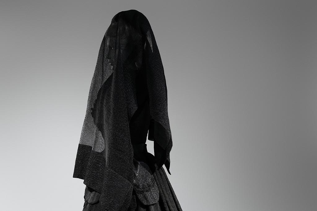 Траурная мода в викторианскую эпоху