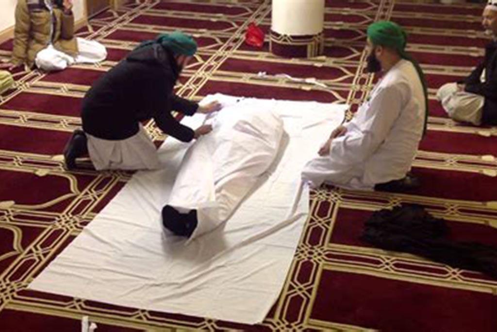 Третий день после смерти у мусульман как считать