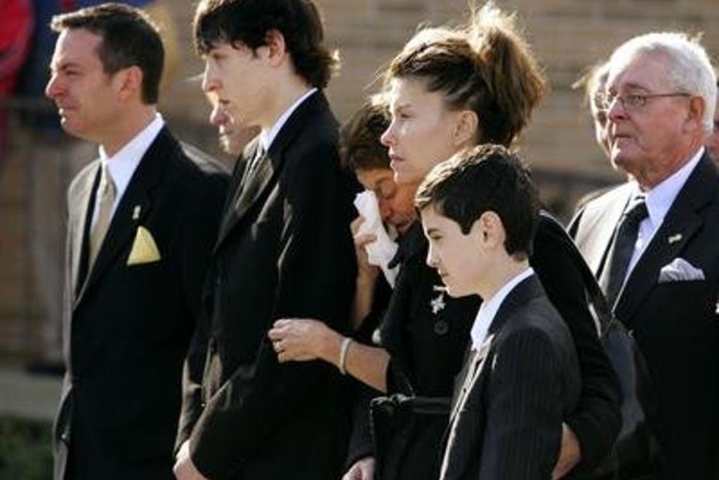 Благодарственное слово после похорон