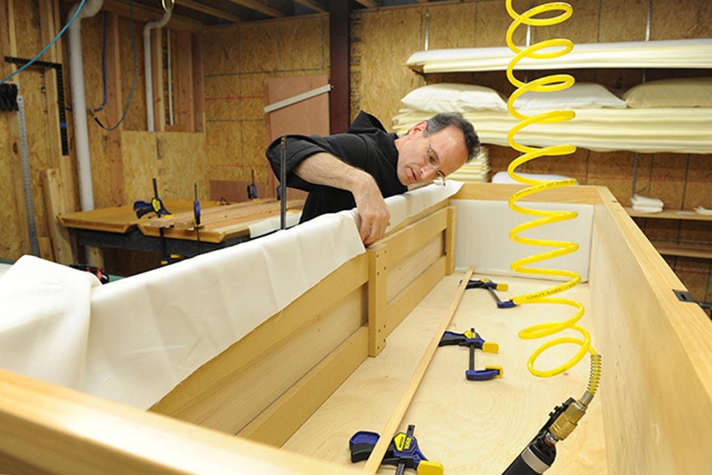 Изготовление гробов из дерева своими руками
