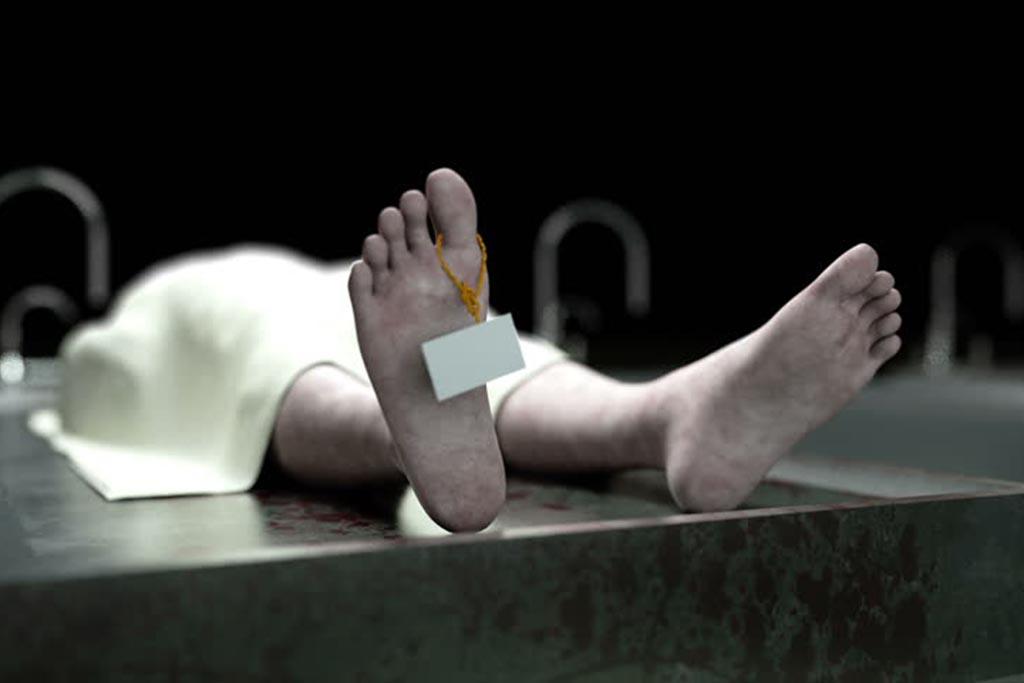 Подготовка тела умершего