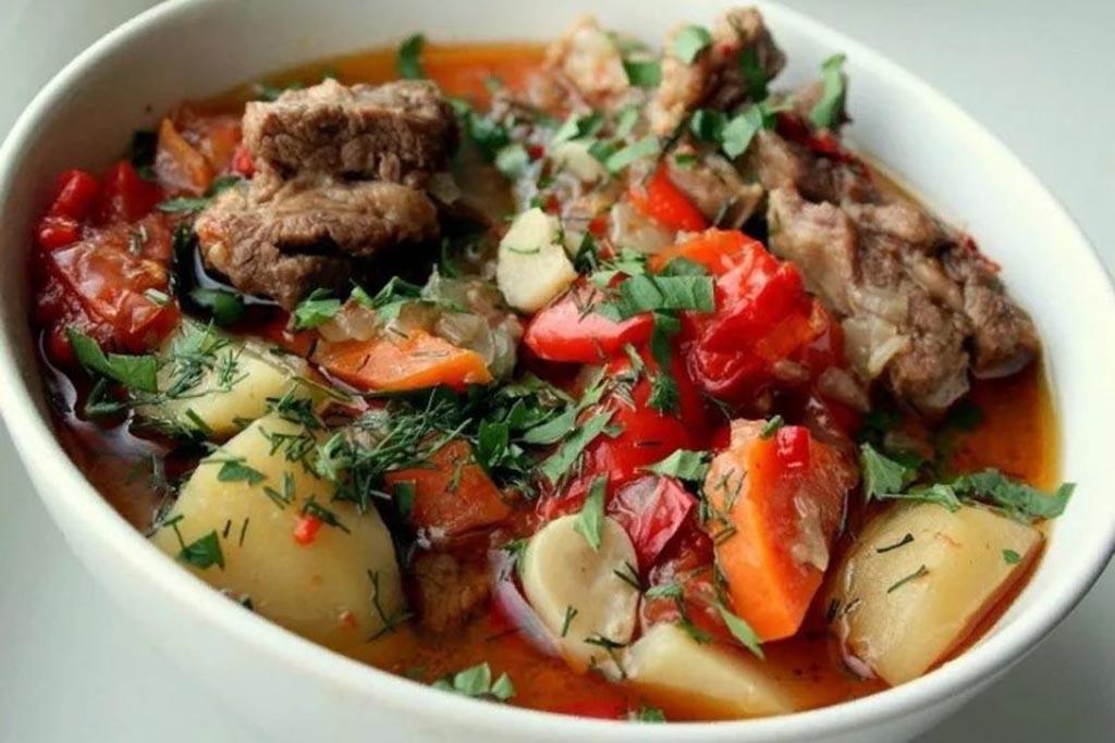Традиционные блюда на поминках у других народностей