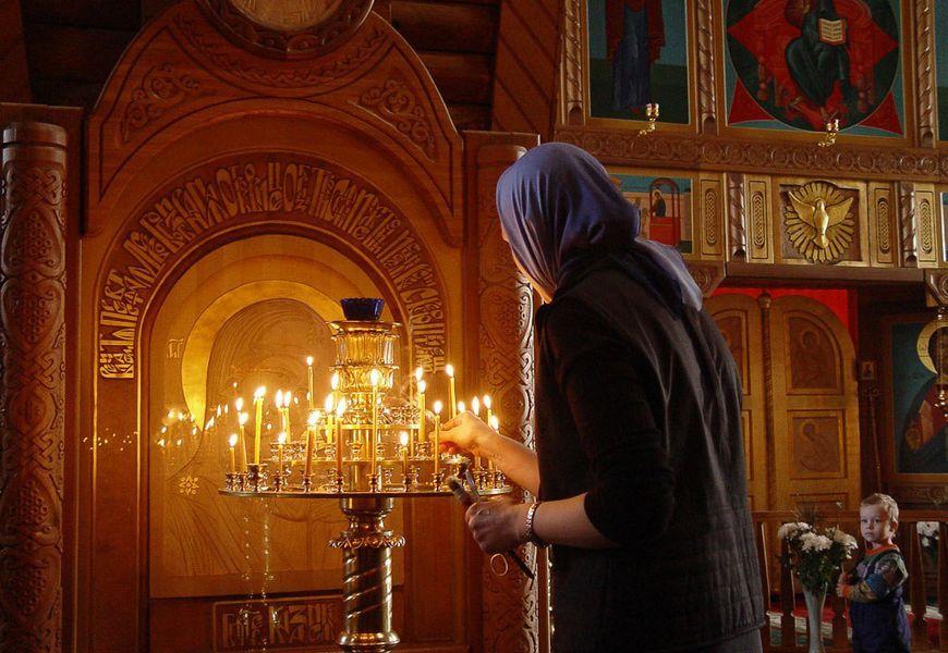 Молитва по мужу