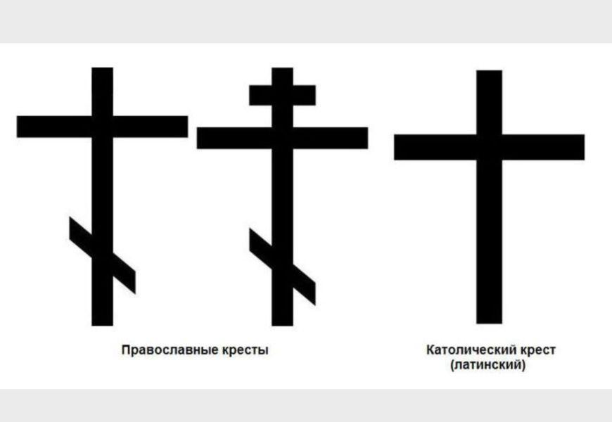 Шестиконечный православный крест