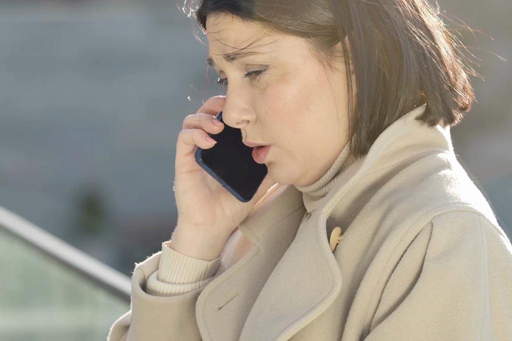 Лично или в разговоре по телефону