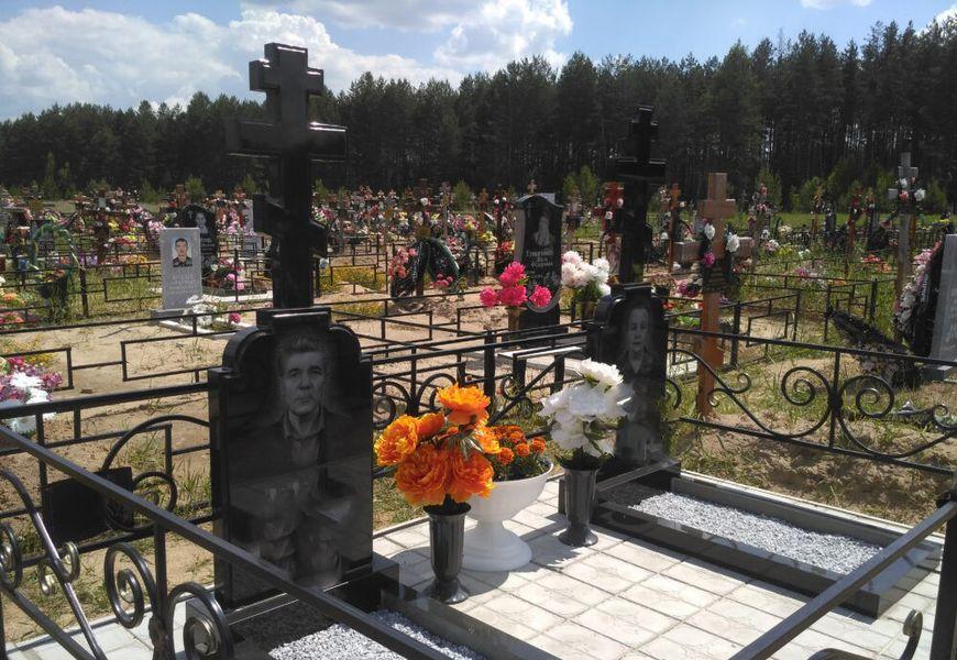 Что делать с фотографией с кладбища после установки памятника?