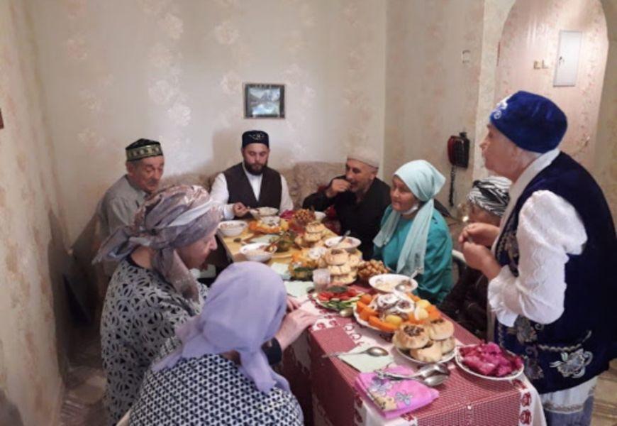 Поминки у татар