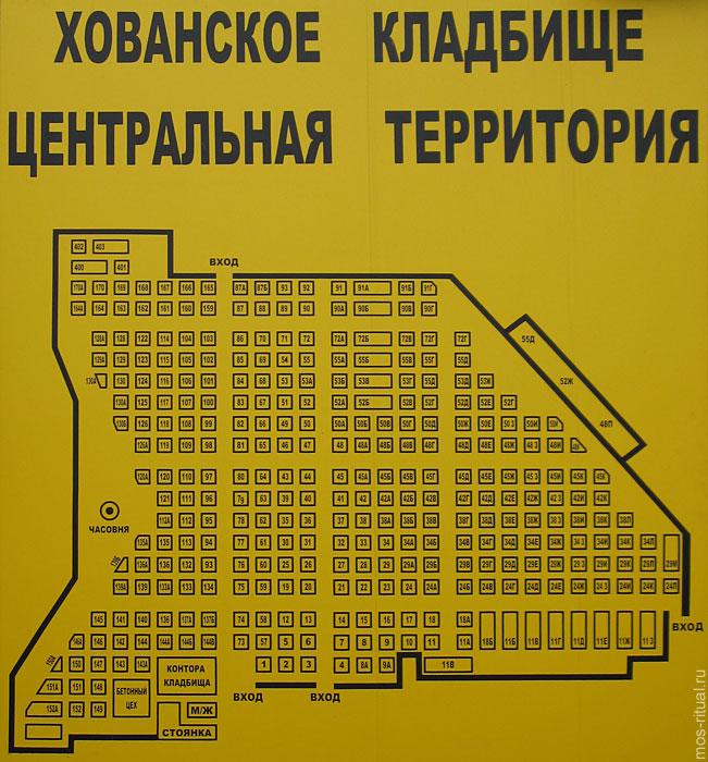 ТОП-20 самых больших кладбищ мира Хованское кладбище