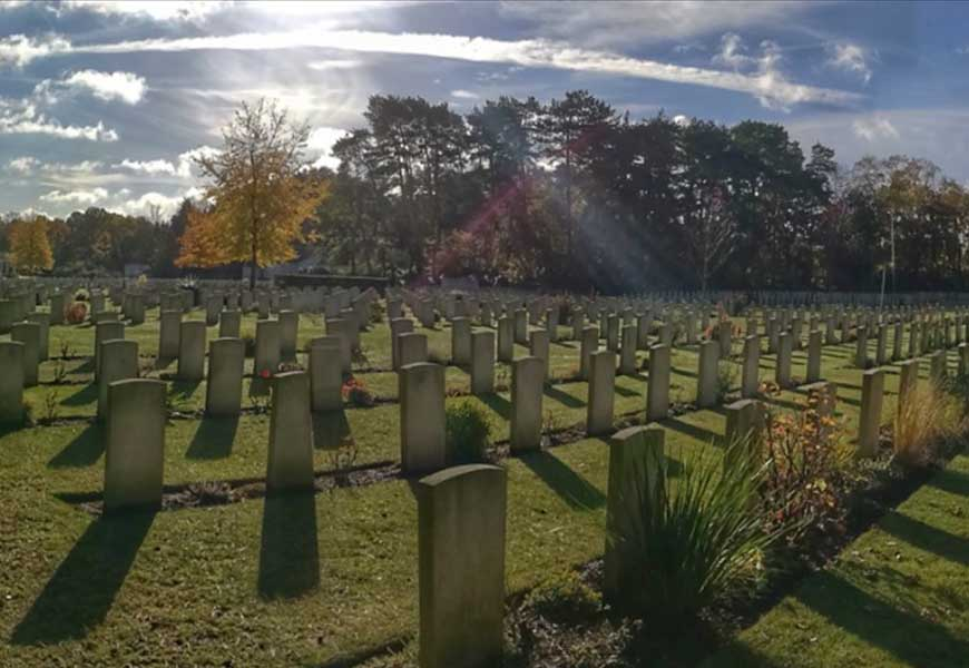 ТОП-20 самых больших кладбищ мира Лондонский некрополь Бруквуд