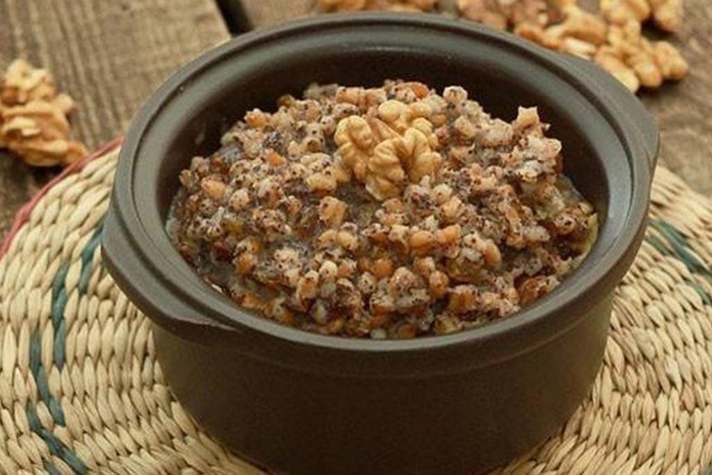 Традиционный рецепт приготовления кутьи