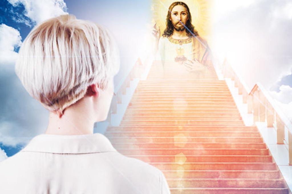 Встреча с Богом на 9 день после смерти