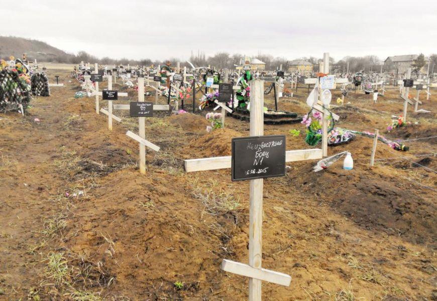 Что ставят на могилу бездомного?