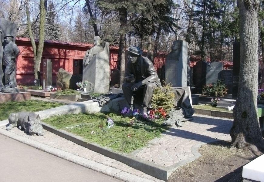 Московские могилы