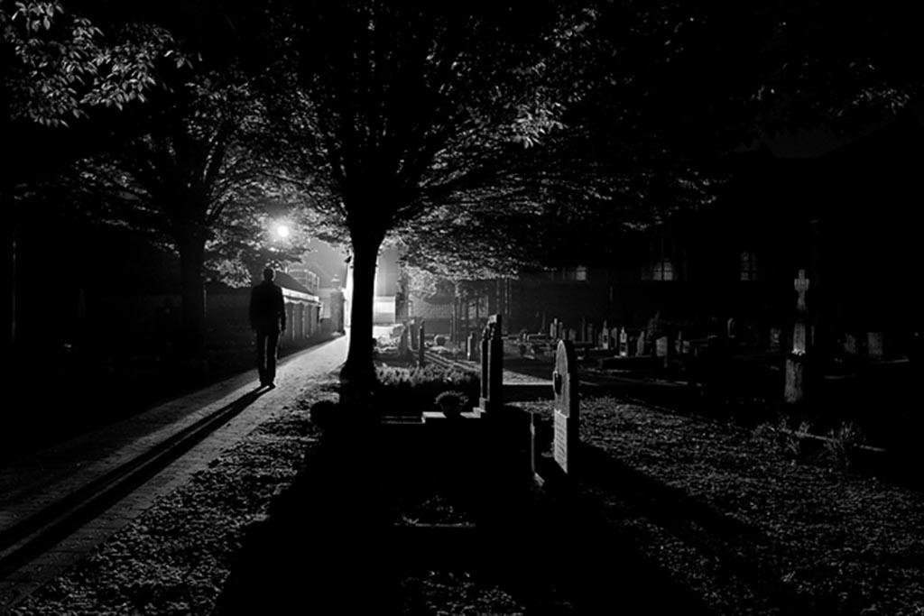 Опасные визиты ночью