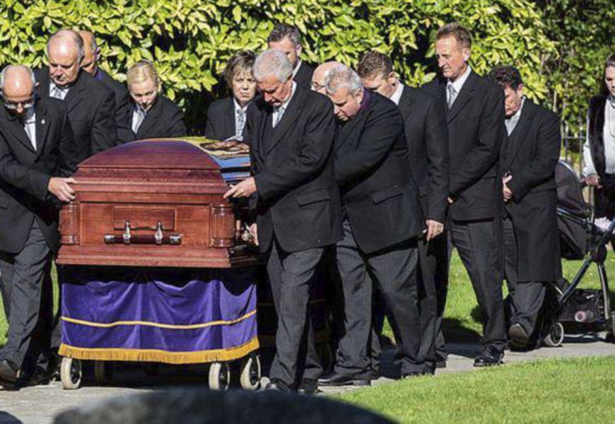 Особенности цыганских похорон