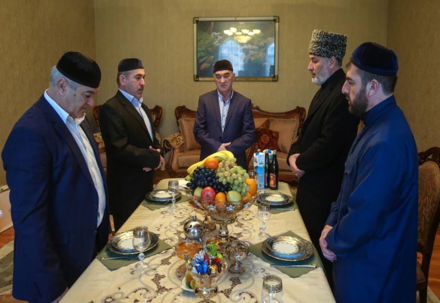 Поминки у чеченцев