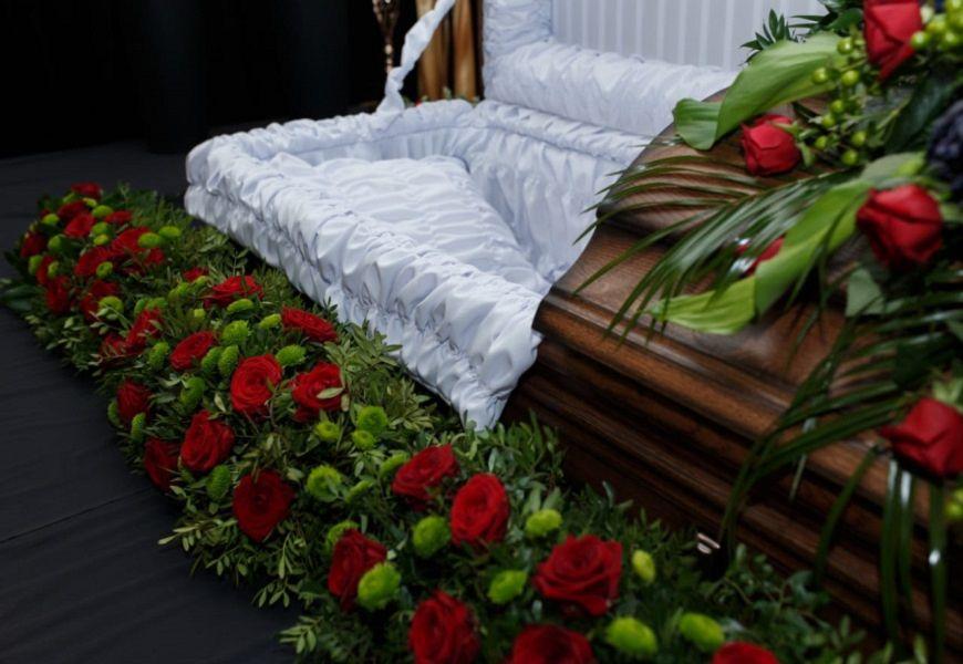 Гроб эконом-класса