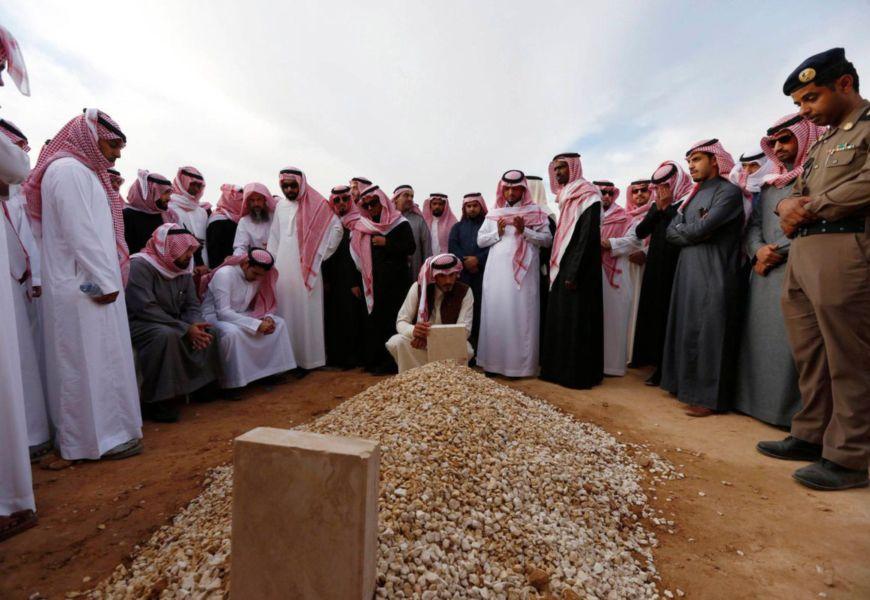 Похороны мусульмане