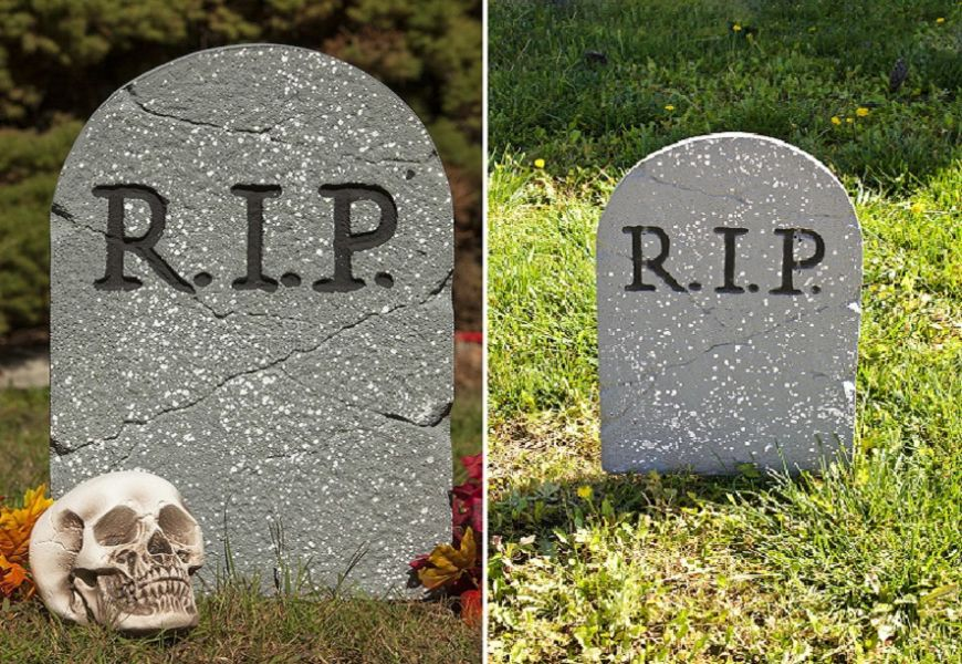 Аббревиатура RIP впервые использовали в XVIII веке