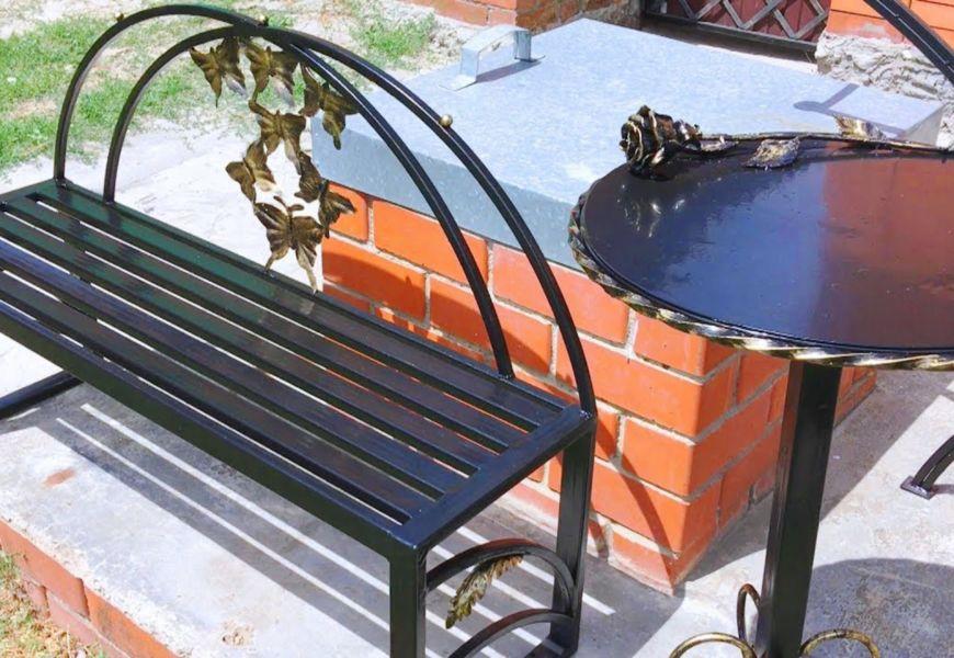 Способы установки ритуальной мебели на кладбище