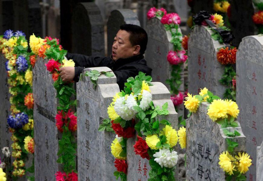 Традиционные китайские похороны