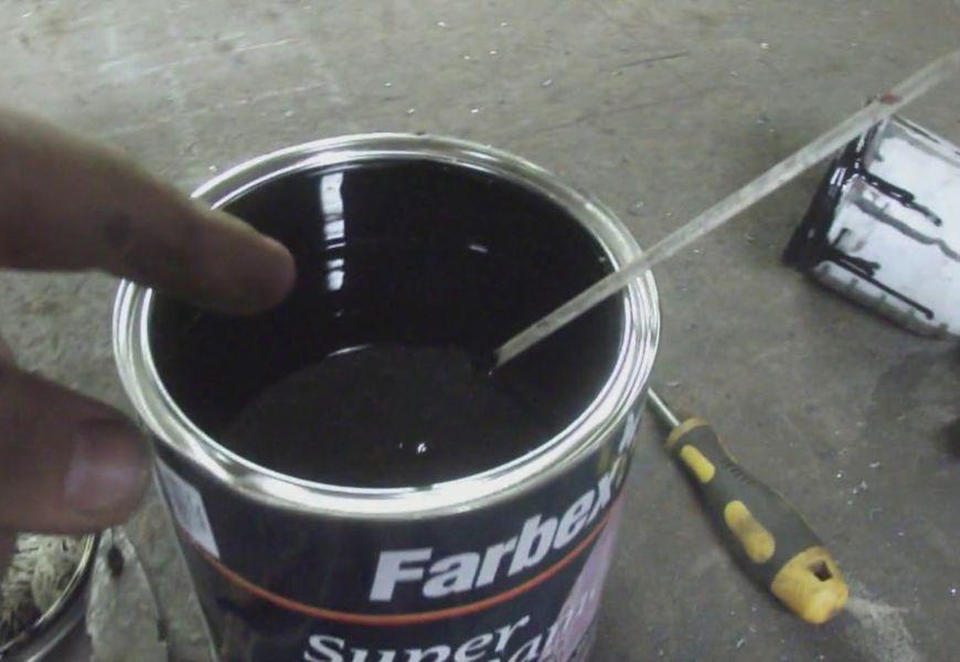 Покраска металлической ограды: этапы работы