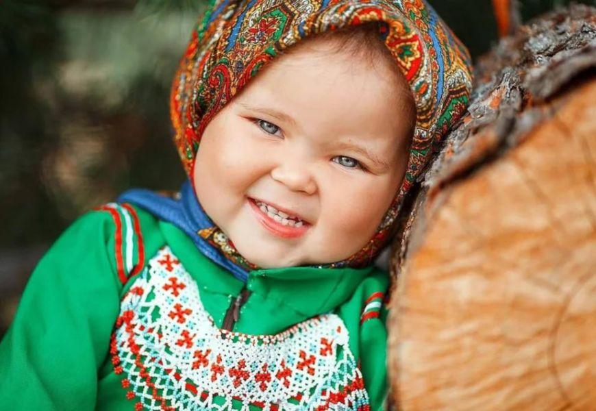 Выбор имени ребенка в языческие времена