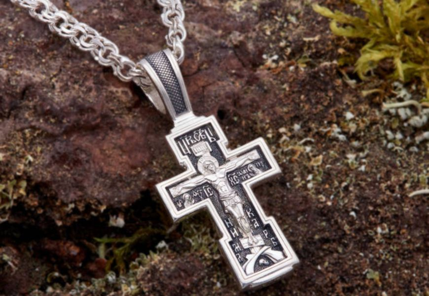 Что делать с найденным чужим крестиком