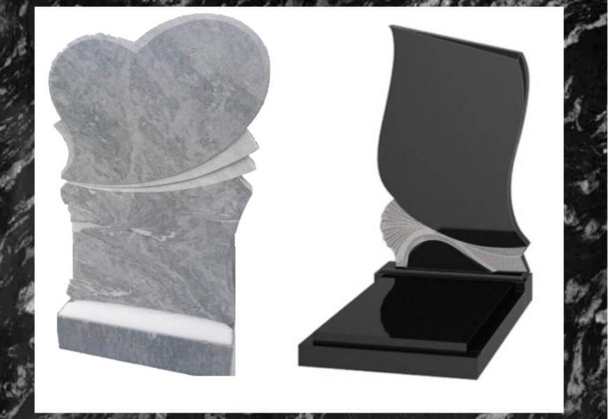 Что лучше гранит или мрамор для памятника?